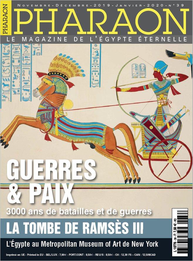 Pharaon Magazine Le Magazine De L Egypte Eternelle