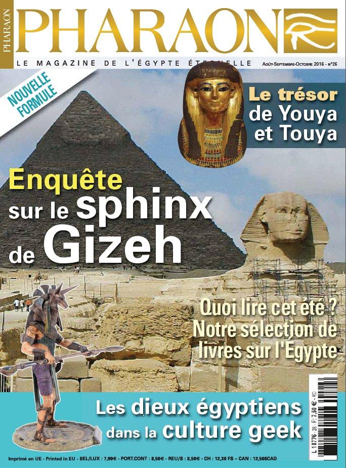 Pharaon Magazine