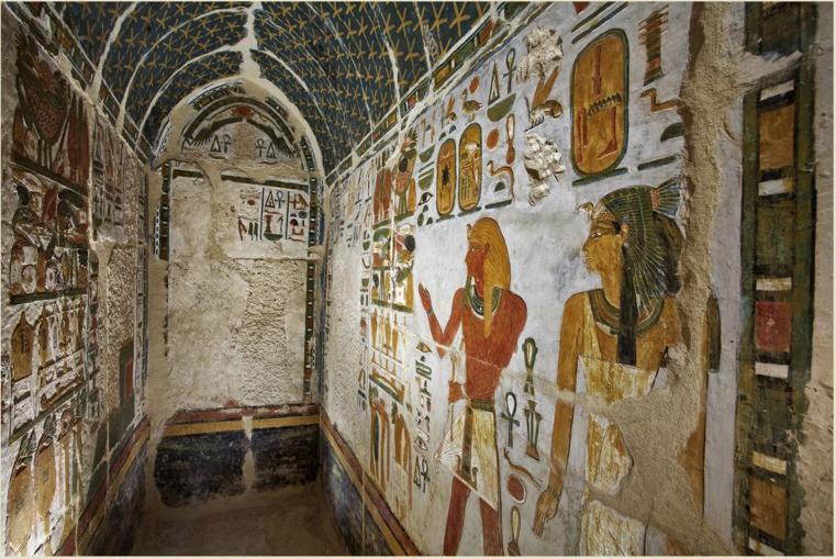 el interior de un templo egipcio cultura egipcia plugin